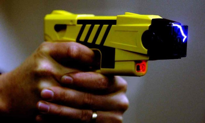 Tasers have no place in mental health care
