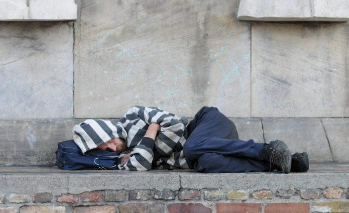 Austerity has driven a shocking rise in homelessness, but there is another way