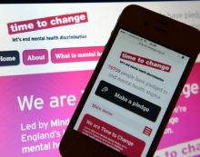 Mental health campaign Time To Change gets £20m boost