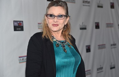 Carrie Fisher,Mental Health Advocate,Dies at Age 60