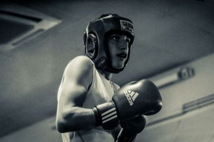 Two years after a promising boxer was found hanged, his distraught mum is still fighting for answers