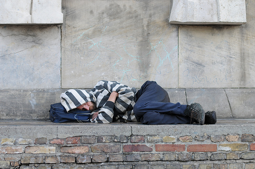 Over 120,000 British children will be homeless this winter