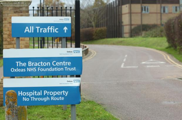 Violent psychiatric patient repeatedly stabbed mental health ward staff