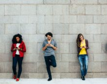 UK youth suffer low 'mental wellbeing'