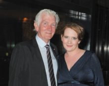 Mental health campaigner Tom McAlpine, the father of Coronation Street star Jennie McAlpine, dies